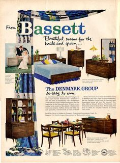 Ordinaire Bassett Denmark Group (1957)
