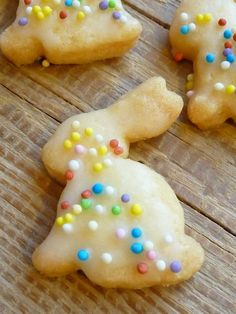 Oh oh … Actually, I only bake cookies before Christmas. Appetizers For Kids, Easter Appetizers, Dessert Recipes For Kids, Dessert Cake Recipes, Easter Recipes, Easy Desserts, Appetizer Recipes, Brunch Recipes, Desserts Ostern