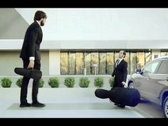 3D Art illusions in the last TV Commercial for Honda. Great! - HD - YouTube