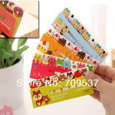 120 Cartoon Animal Sticker Post-It Bookmark Memo Sticky Note Message Pad Tag[200320] US $2.89