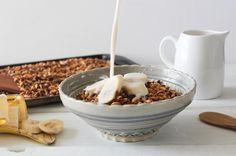 Cinnamon Puffed Rice Cereal