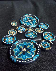 Barkó buttons