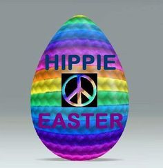 Wishing you peace, love and a Very Happy Easter! Shine on.