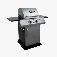 Gourmet 2-Burner TRU-Infrared Propane Gas Grill