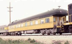 CNW 401 (4th) Description: 	Ex-L&N 375, nee-PULL MT. THIELSEN Mod. HW business car rblt. from Pullman Plan 3521A 10 Sect - buffet lounge observation car. Photo Date: 	8/1/2015  Location: 	Cleveland, KS Author: 	Ronald Estes, Jerry LaBoda Scan Collection Categories: 	RollingStock,Passenger