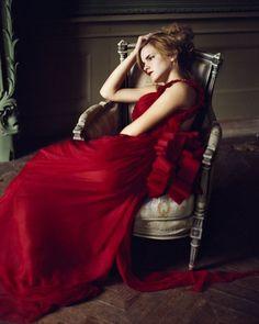 Emma Watson by Mark Seliger