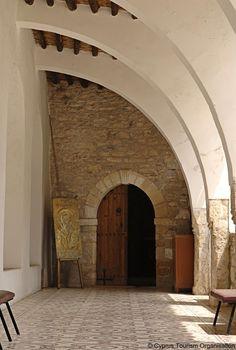 Cyprus Lefkosia Agios Iraklidios Monastery Cyprus, Christianity, Religion, Places, Life, Lugares