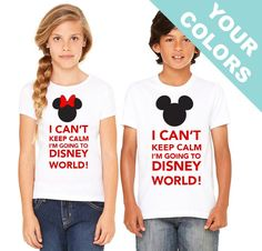FOR A LIMITED TIME - Use code SUMMERSALE to save 10% off of your order!   Keep Calm Disney Shirts . Disney Family Shirts. Disney Vacation Shirts .