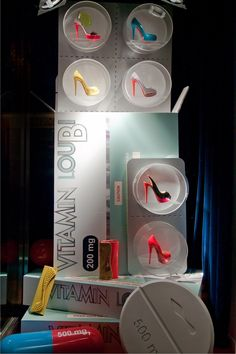 WindowsWear | Christian Louboutin, Paris, January 2013