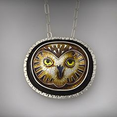 Saw-whet Necklace