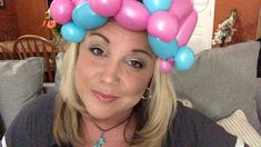 bBrilliant: One-size-fits-all crown – Lindsey Foster Balloon Crown, Princess Balloons, Crowns, The Fosters, Make It Yourself, Youtube, Crown, Youtubers, Youtube Movies