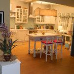 I LOVE the Burke's kitchen from White Collar.