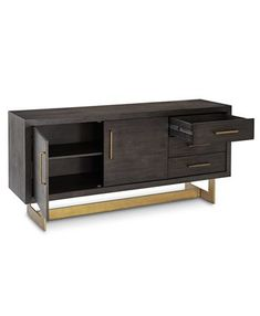 Cambridge Buffet, Created for Macy's Wire Brushes, Coffee Table With Storage, Shoe Storage, Your Space, Cambridge, Buffet, Create, House, Furniture