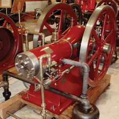 Coolspring Spotlight: Circa-1908 6 hp Callahan Engine - Gas Engines - Gas Engine Magazine