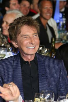 Barry Manilow at Evening Under the Stars,  2015.