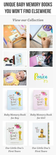Baby Memory Book unlike any other