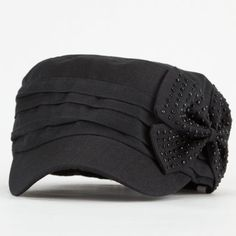 Sequin Bow Womens Hat 205193100   Hats   Tillys.com