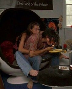 dazed and confused. I always wanted a chair like that. Cute Relationship Goals, Cute Relationships, Sup Girl, The Love Club, Fotos Goals, Couple Aesthetic, Aesthetic Pictures, Young Love, Teenage Dream