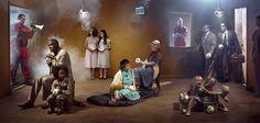 Nina Calder: Tableau Vivant photographes