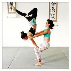 Desempenho, estilo e conforto garantidos nesse look maravilhoso que a querida @mayuhueno apostou para seu treino de Acroyoga. Faça como ela você também, escolha a Kaisan!  #clientekaisan #kaisanbrasil #usekaisan #30tododia #befitness #kaisantododia