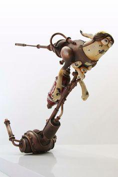Artists on Steampunk Tendencies : Michihiro Matsuoka https://www.facebook.com/groups/steampunktendencies/