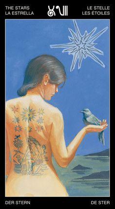 The Star - Tattooed Tarot