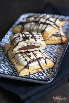 Nutella Pop Tarts   Bake to the roots