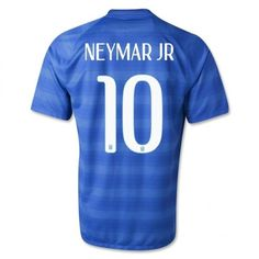Buy Soccer Jerseys Outdoor World Cup Brazil Neymar Jr) wholesaler Neymar Jr, World Soccer Shop, Word Cup, David, Fifa World Cup, Handbags Michael Kors, Brazil, Mens Tops, Shirts