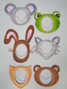 Masky - pohádka Masky, Preschool, Carnavals, Kid Garden, Kindergarten, Preschools, Kindergarten Center Management
