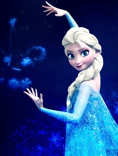 REALLY ELSA????!!!!!YOU SAID THAT YOU COULDN'T REVERSE YOUR ICE POWERS