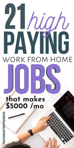 Looking for legitimate work from home jobs that are hiring now? You're in the right place. See how you can grab immediate full and part-time jobs from home Work From Home Careers, Legitimate Work From Home, Work From Home Opportunities, Work From Home Tips, Online Work From Home, Career Options, Earn Money From Home, Earn Money Online, Make Money Blogging
