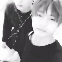 Jungkook and Taehyung