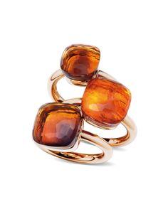 Pomellato rings...♡