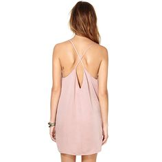 Valerie Pink Asymmetrical Tier Mini Dress  #cross #dress #flowy #mini #red #tie #fashion #clothing #chic #boho #trend #trendy #trending #ootd #musthave