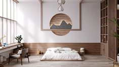 This project is one's of the first steps of studying Max. Japanese Inspired Bedroom, Japanese Style Bedroom, Japanese Style House, Modern Japanese Interior, Japanese Interior Design, Japanese Home Decor, Japanese Minimalism, Japan Bedroom, Zen Interiors