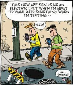 Reality Check on GoComics.com #comics #humor
