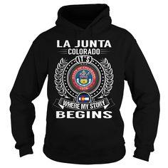 La Junta, Colorado Its Where My Story Begins