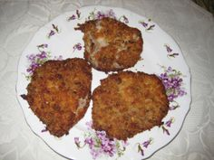 i'm going to get a plain loin and bake it as is with this parmesan ranch mixture all over it! Ranch Pork Chops, Pork Loin Chops, Pork Rinds, Low Carb Recipes, Cooking Recipes, Cooking Pork, Cooking Games, Cooking Boneless Pork Chops, Pork Rind Recipes