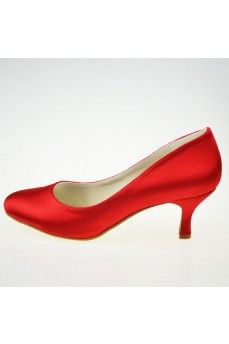 Closed Toe Satin Kitten Heel Pumps. Grab special discounts up to 70% Off at Abbydress with Discount & Voucher Codes.