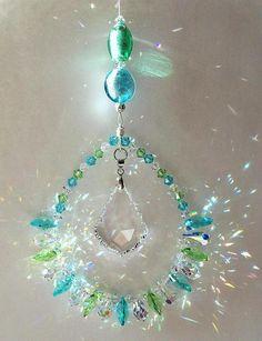 선 캐쳐 #선캐쳐 #프리즘 #크리스탈 #디자인 #자료 #아트인지 #Suncatcher #Prism #Crystal #Design #Reference #ArtInG