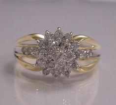 MyriamSOS The L Ring With Hinges - UK K 1/2 - US 5 3/8 - EU 50 3/4 MSU2Gia1V0