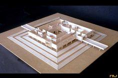 Mundaneum_Museo Ilimitado_1929_Le corbusier Le Corbusier, Concept Architecture, Modern Architecture, Tokyo Museum, North And South America, Western Art, National Museum, World Heritage Sites, Art Museum