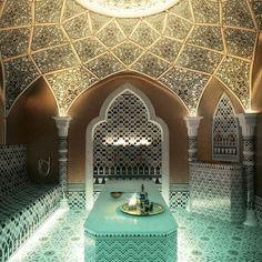Хамам: Спа, бани, сауны в . Автор – Defacto studio