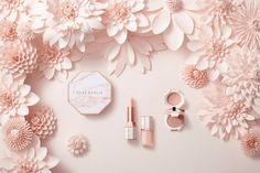 Dear Dahlia make up coreano e bio in Italia - Milk & Make Perfume, Makeup Package, Fashion Artwork, Still Photography, Flatlay Styling, Branding, Creative Advertising, Commercial Photography, Makeup Cosmetics