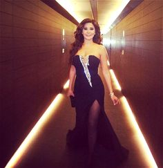 Elissa Stealing the Spotlights in Arab Idol