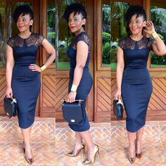 Wedding Guests are Going the Extra Mile: Breathtaking Wedding Guests Outfits Lik African Dresses For Women, African Attire, African Wear, African Women, Ghanaian Fashion, African Fashion, Nigerian Fashion, Cute Dresses, Beautiful Dresses