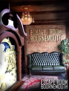 Escape Room Bournemouth Reception