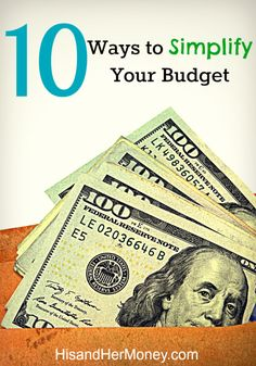 Do you want to reduce the stress of having to manage a budget? Simplifying your budget and your finances can help you get a jump-start on your year. Simplifying does not mean deprivation or being cheap. Simplifying is frugality in the best sense of the word – making sure your hard earned money is being used for important and impactful things. Discover 10 ways to simplify your budget.