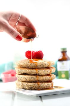 Rachael ray pancake cake recipe