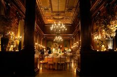 University Club Wedding, NYC with JoAnn Gregoli and Elegant Occasions Events